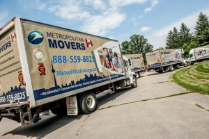 Metropolitan Movers Commits to Extensive Brand Awareness